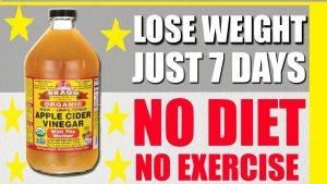 apple cider vinegar detox side effects